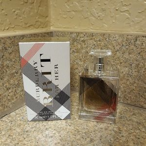 Burberry Britt for her fragrance